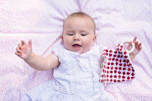 Žužláčik - senzorická hračka pre najmenšie bábätká