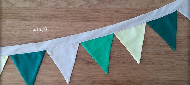 Vlajková girlanda